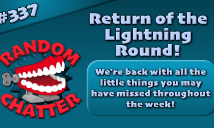 RC 337: Return of the Lightning Round