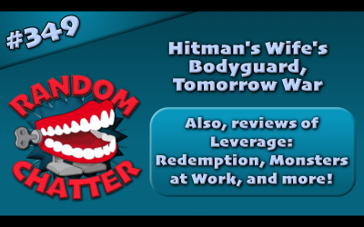 RC 349: The Hitman's Wife's Bodyguard, The Tomorrow War