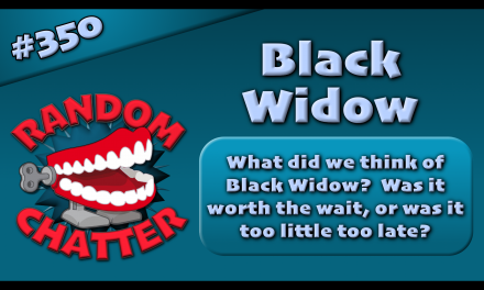 RC 350: Black Widow