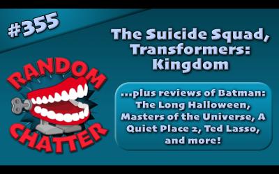 RC 355: The Suicide Squad, Transformers: Kingdom