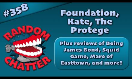 RC 358: Foundation, Kate, The Protégé