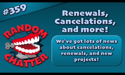 RC 359: Renewals, Cancelations and More!
